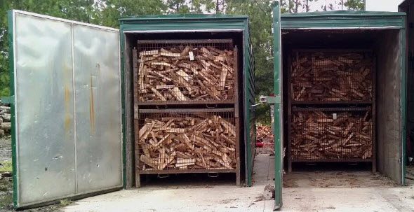 Kiln Dried firewood Carolina Morning Firewood