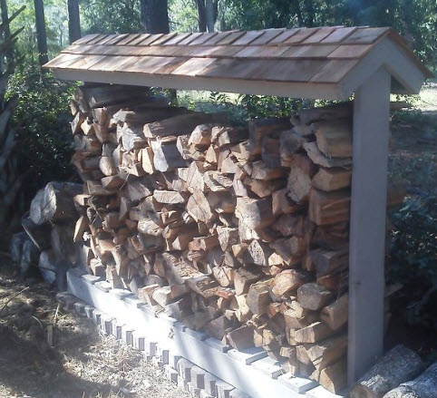 Carolina Morning Firewood