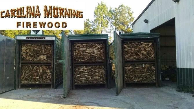 Carolina Morning Firewood Kilns