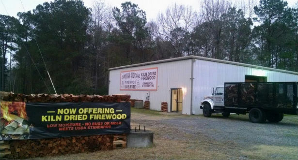 Carolina Morning Firewood Charleston Kiln Dried Firewood